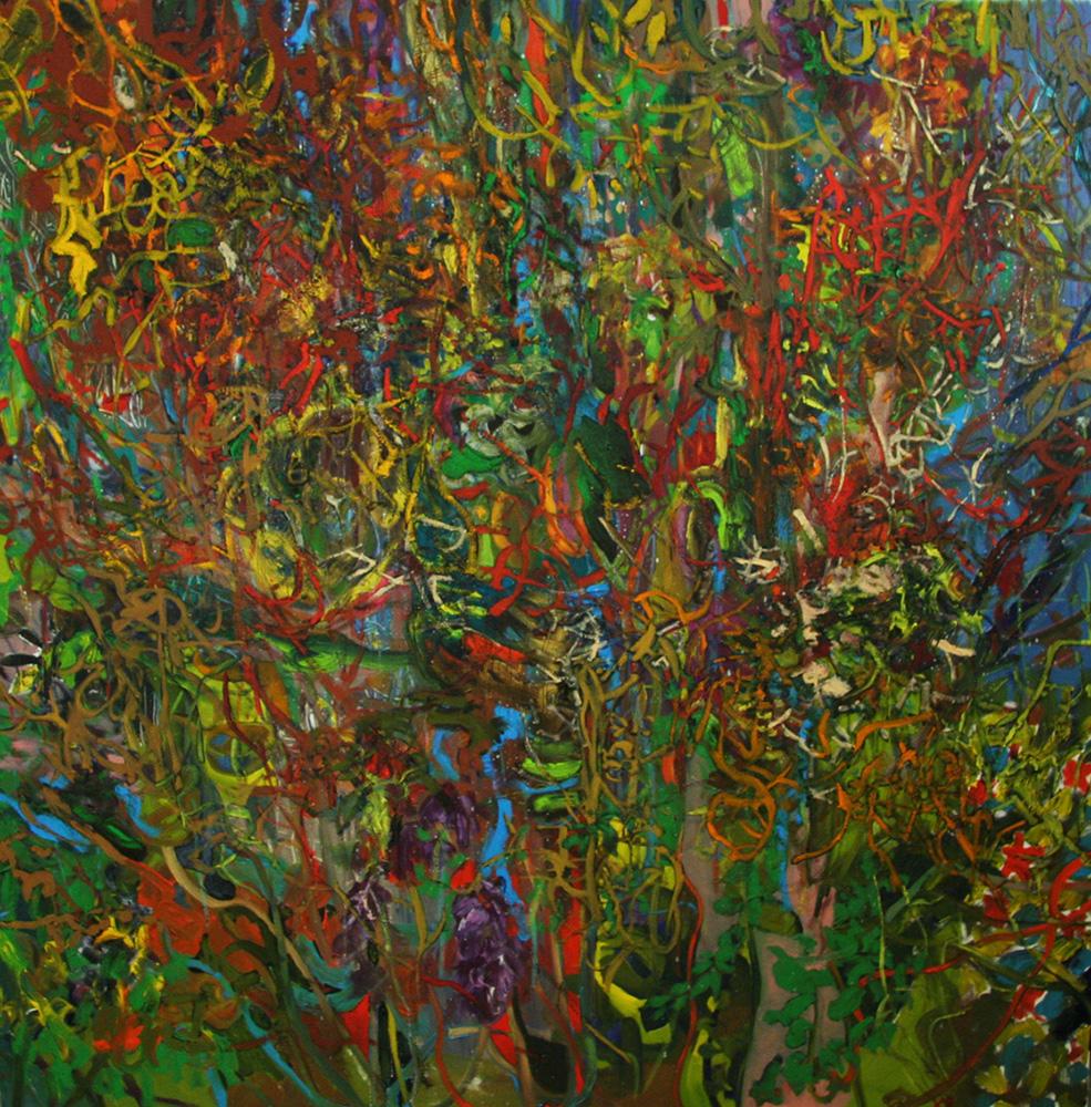 Blind Nature - 150cm x 150cm