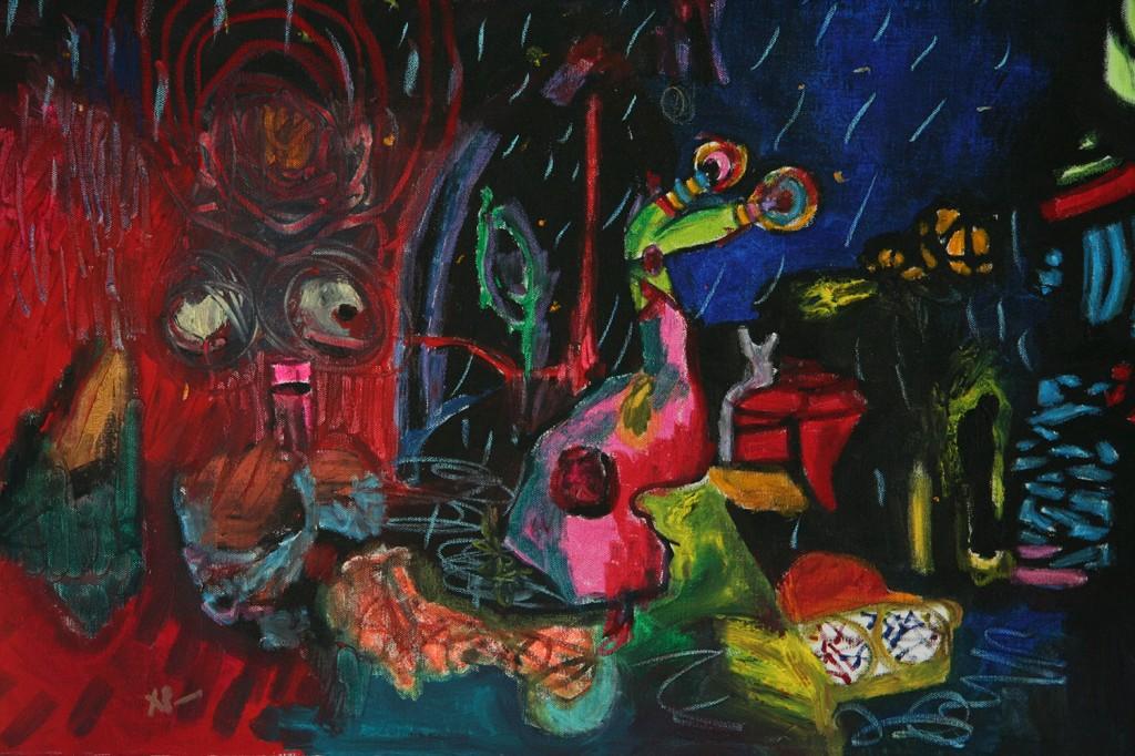 Subconscious - 70cm x 50cm